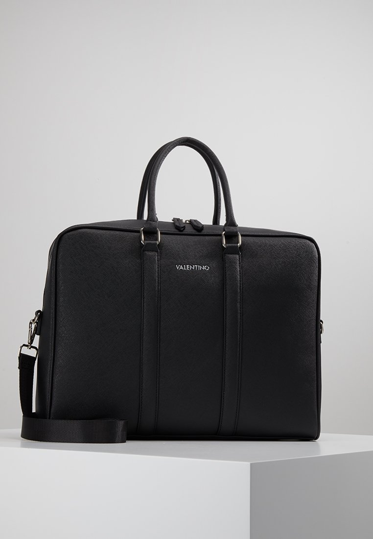 Valentino by Mario Valentino - FILIPPO - Aktentasche - black
