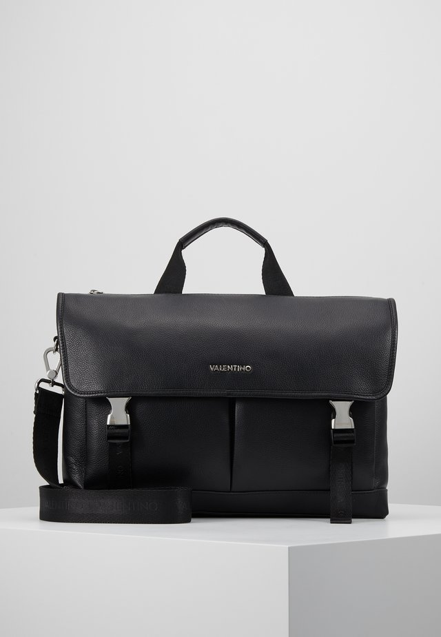 WOLF SATCHEL - Briefcase - nero