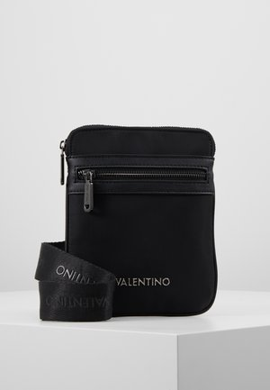 LUPO CROSSBODY - Schoudertas - nero