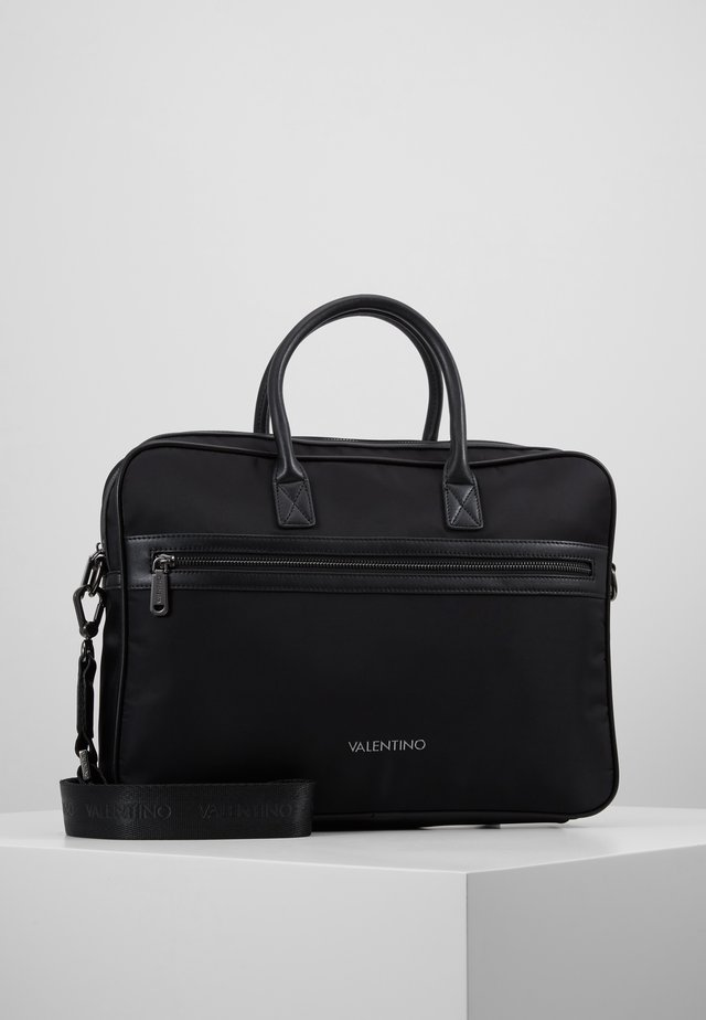 LUPO LAPTOP CASE - Briefcase - nero