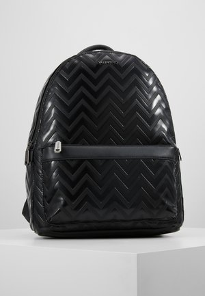 NUTRIA EMBOSSED BACKPACK - Sac à dos - nero