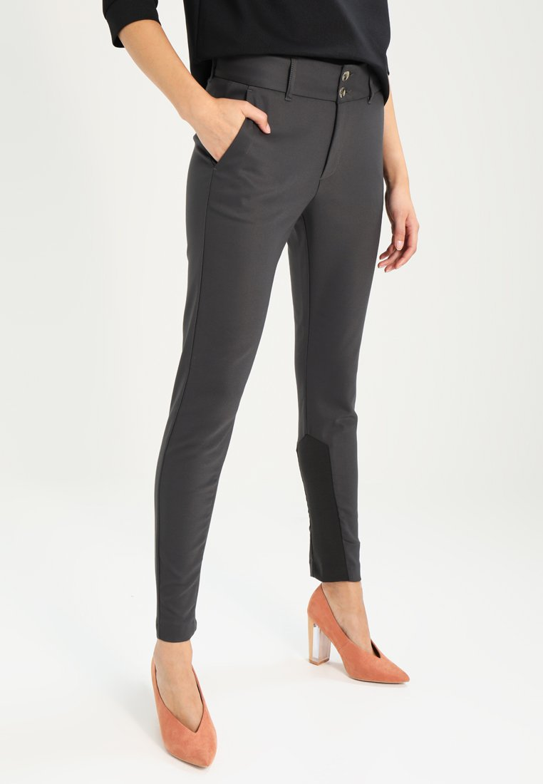 Mos Mosh - BLAKE NIGHT - Trousers - antracite