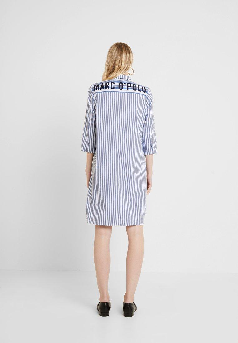 O'polo Dress DessinRobe Style Striped Chemise Combo Marc ulK3TJF1c