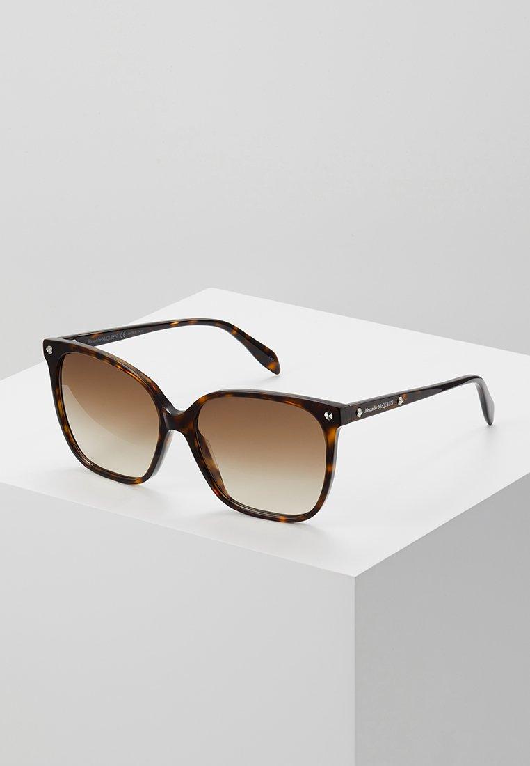 Alexander McQueen - Sunglasses - brown