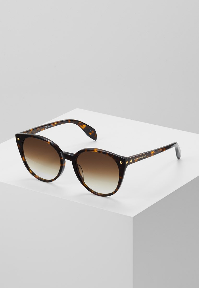 Alexander McQueen - Aurinkolasit - brown