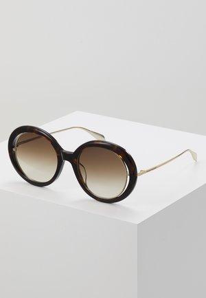 Sluneční brýle - havana/gold
