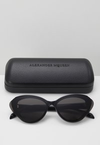 Alexander McQueen - Lunettes de soleil - black/grey - 3