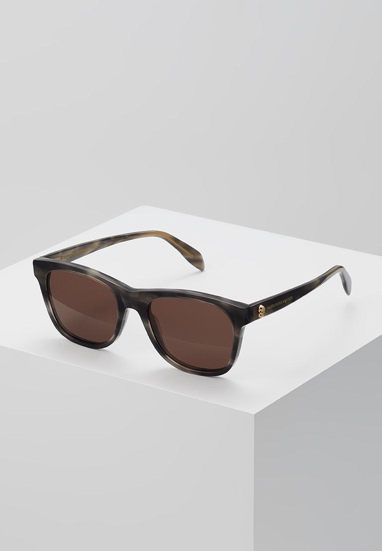 Alexander McQueen - Sonnenbrille - grey