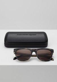 Alexander McQueen - Sonnenbrille - grey - 2