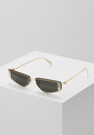 Gafas de sol - gold-coloured/grey