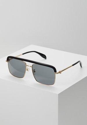 SUNGLASS MAN  - Sonnenbrille - gold-coloured/grey