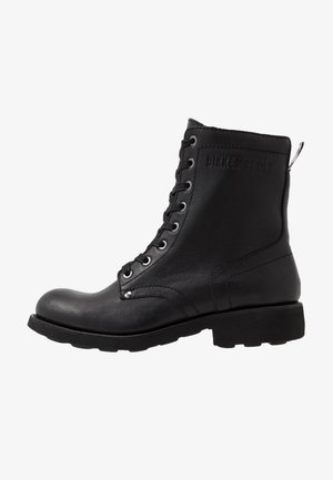 VALKO - Lace-up ankle boots - black