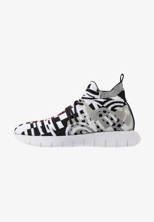FINNEGAN - Sneakers hoog - black/white