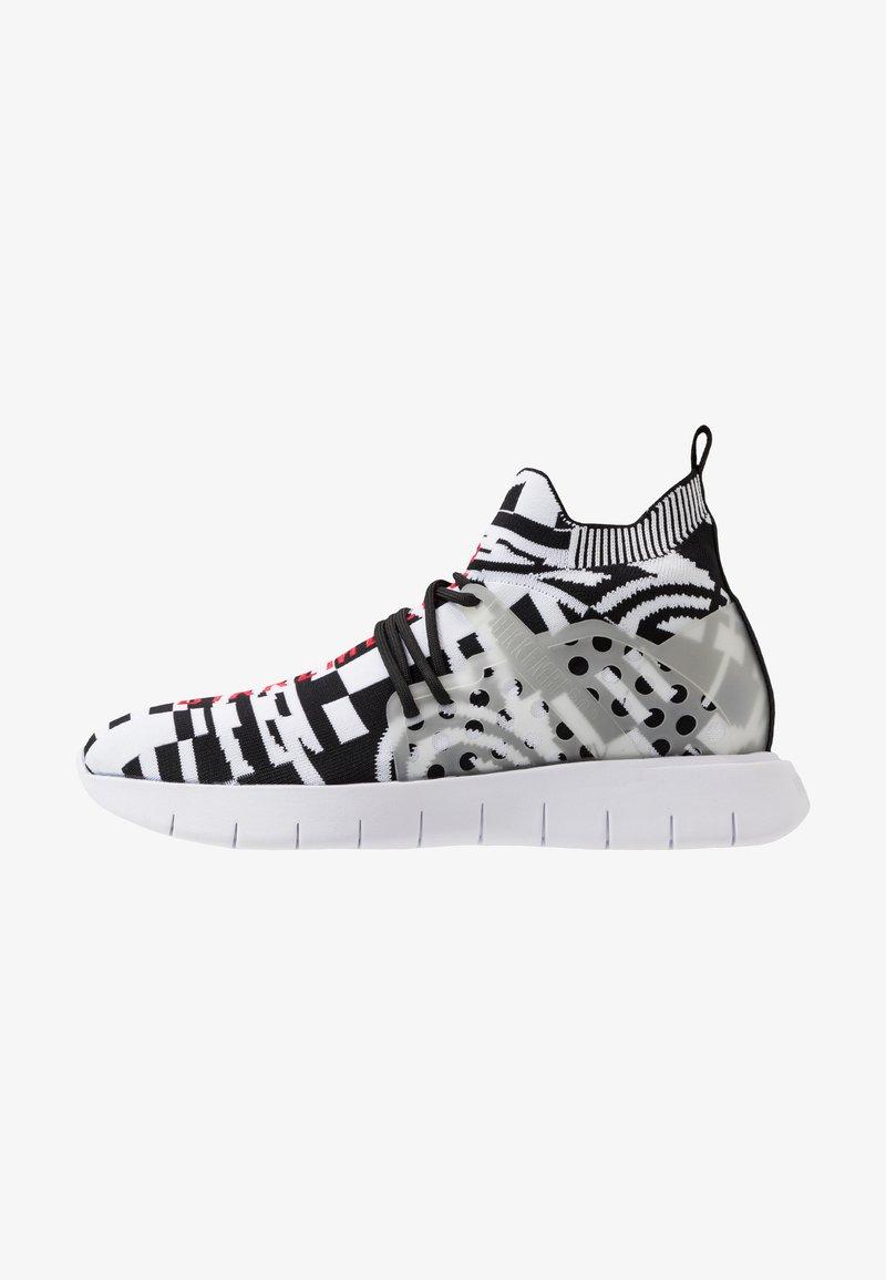 Bikkembergs - FINNEGAN - Sneakers alte - black/white