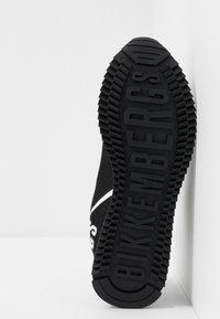 Bikkembergs - HIRAM  - Baskets basses - black - 4