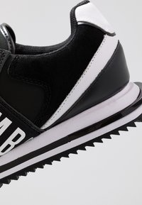 Bikkembergs - HALED - Mocassins - black/white - 5