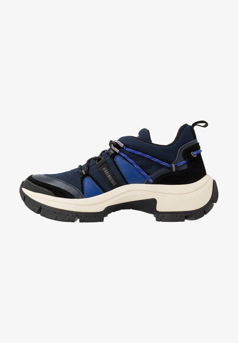 Bikkembergs - DELMAR - Sneakers - bluette/black