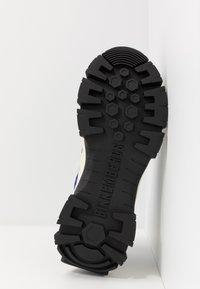 Bikkembergs - DELMAR - Sneakers - bluette/black - 4