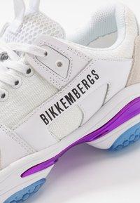 Bikkembergs - PALAK - Trainers - white - 5