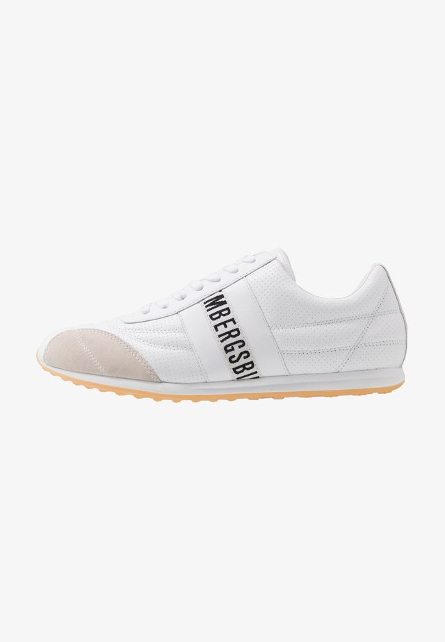 BARTHEL - Sneaker low - white