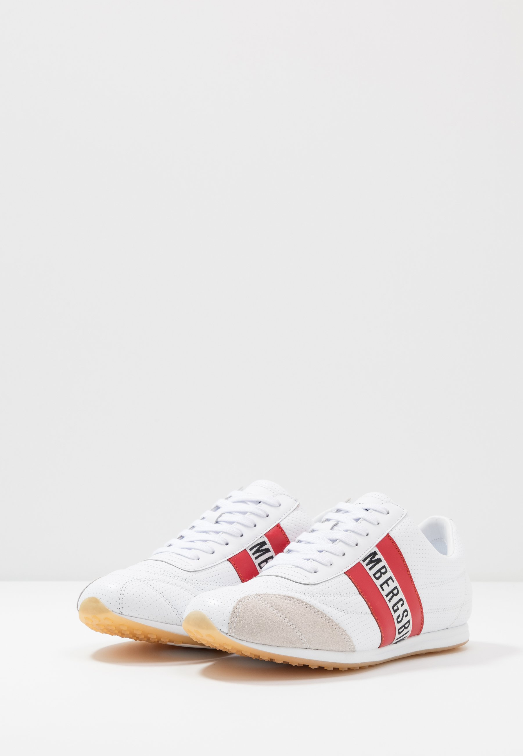 BARTHEL Sneakers whitered