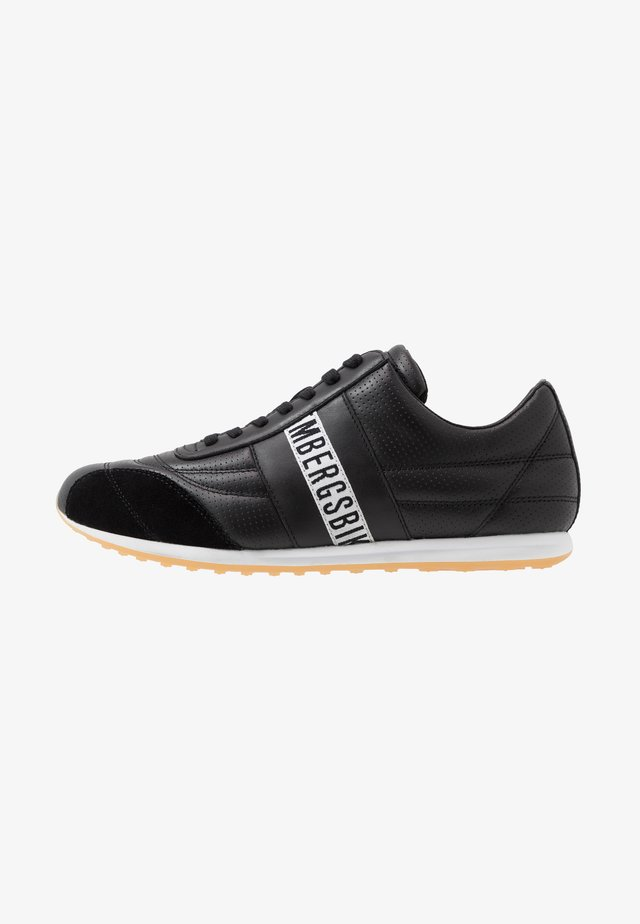 BARTHEL - Sneakersy niskie - black
