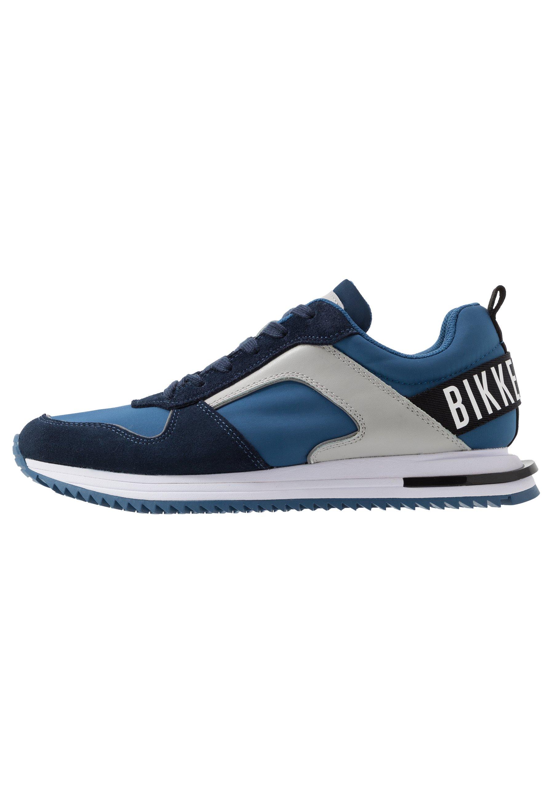 Bikkembergs HECTOR - Sneakers - navy/deep/pearl grey