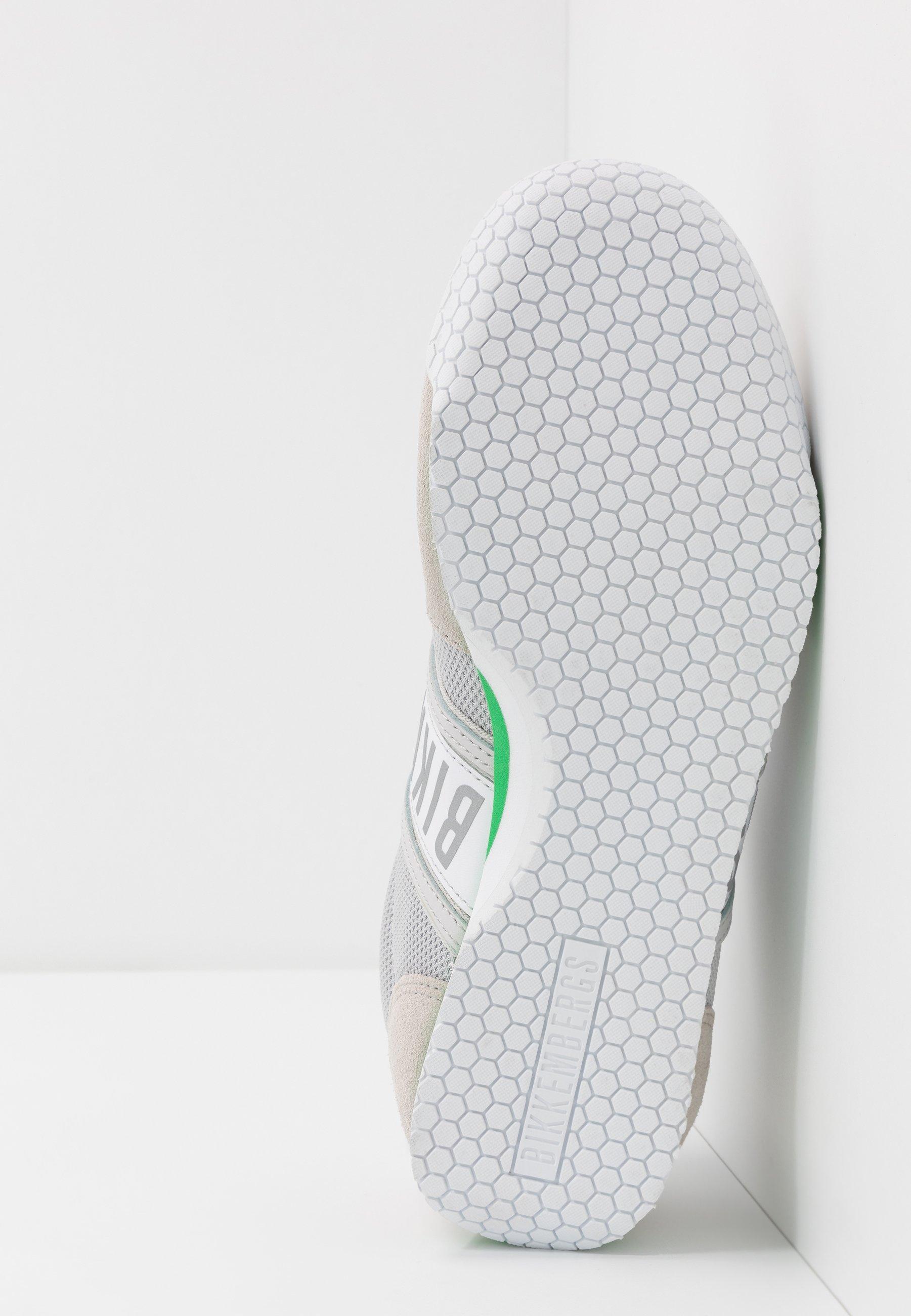 Bikkembergs ENRICUS - Sneakersy niskie - pearl grey