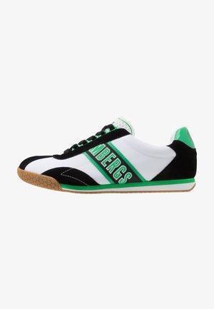 ENEA - Trainers - white/black/green
