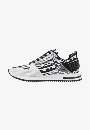 HECTOR3 - Sneakers - black/white