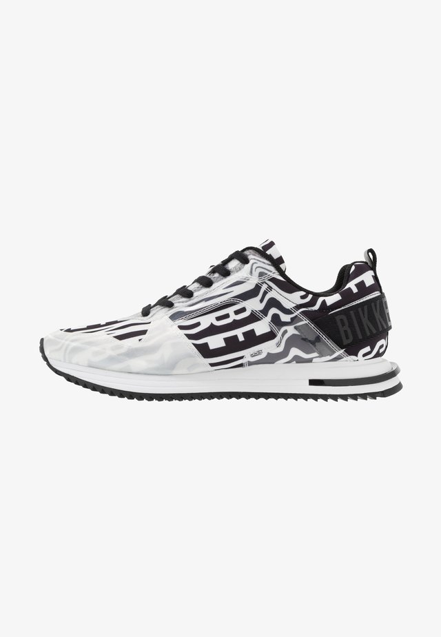 HECTOR3 - Trainers - black/white
