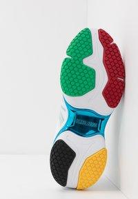 Bikkembergs - PERNEL - Baskets basses - white/multicolor olympic - 4