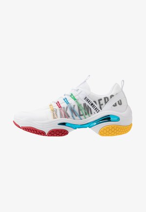 PERNEL - Sneakersy niskie - white/multicolor olympic