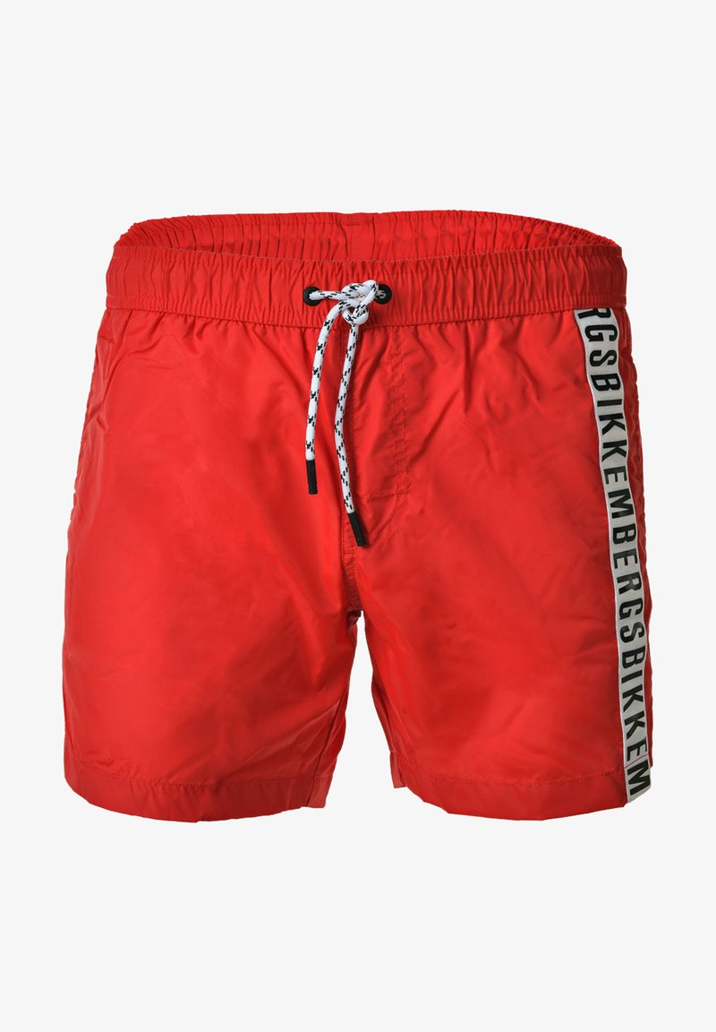 Bikkembergs - Swimming shorts - rot
