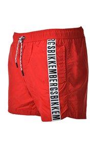 Bikkembergs - Swimming shorts - rot - 2