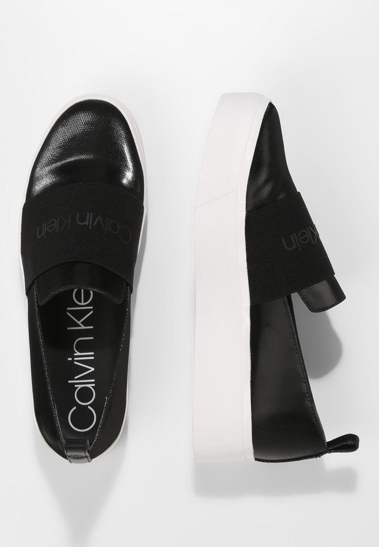 Calvin Klein JACINTA - Mocassins black