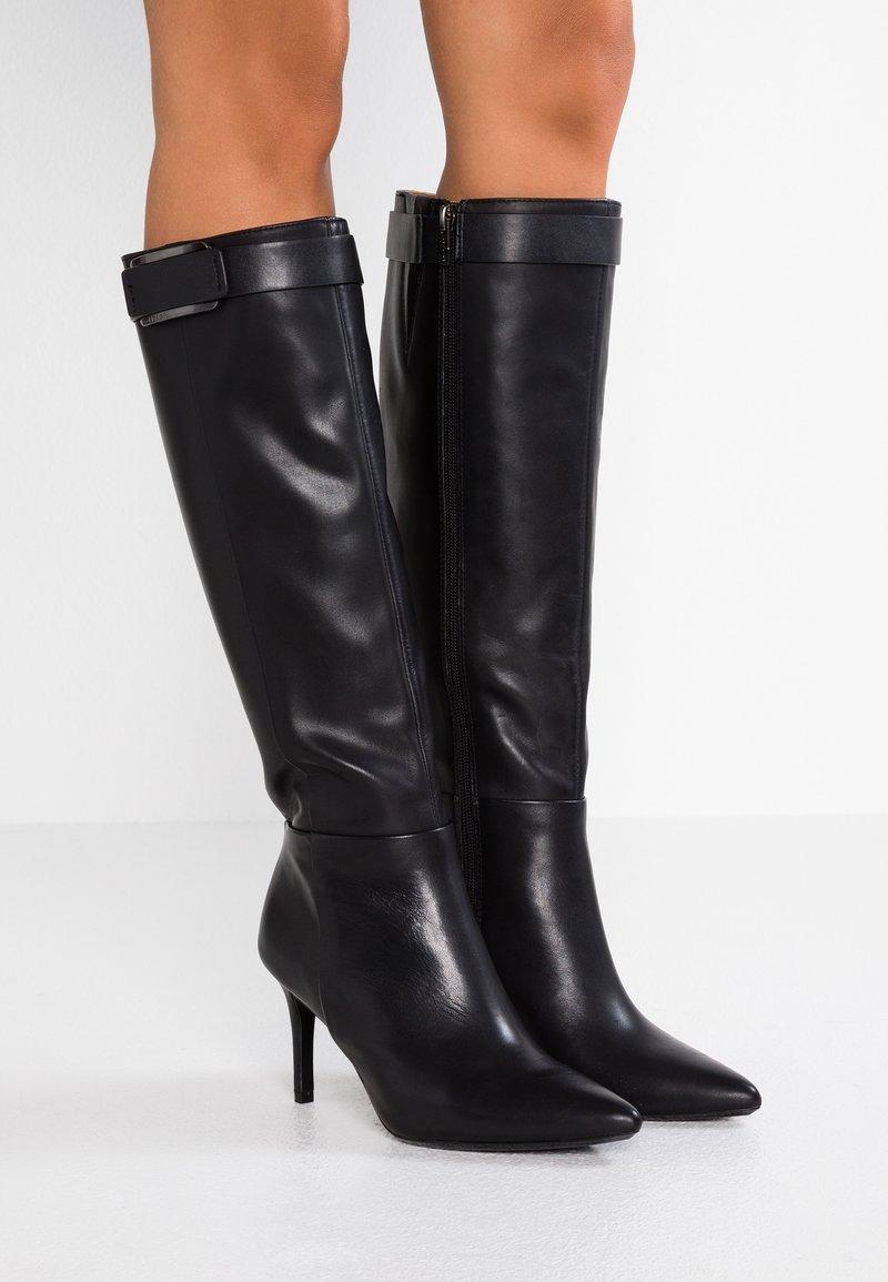 Calvin Klein - GABRIELLE - Støvler - black