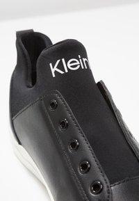 Calvin Klein - VALORIE - Sneakers high - black - 2