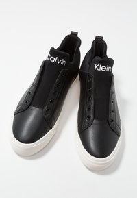 Calvin Klein - VALORIE - High-top trainers - black - 7