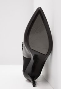 Calvin Klein - Støvletter - black/gunmetal - 6