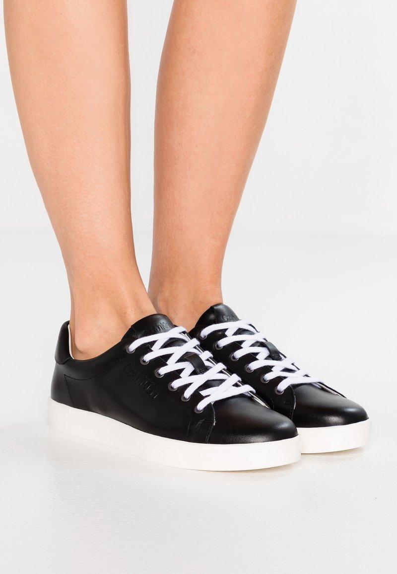 Calvin Klein - Sneakers basse - black