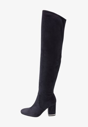 MONIFAH - Over-the-knee boots - deep navy