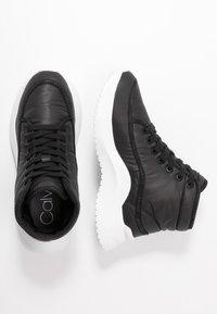 Calvin Klein - UDA - High-top trainers - black - 3