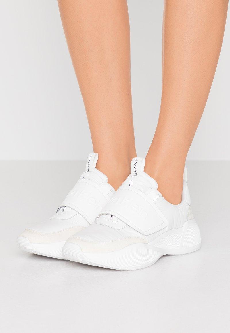 Calvin Klein - BRE - Baskets basses - white