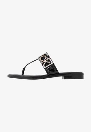 TAMURA - Flip Flops - black