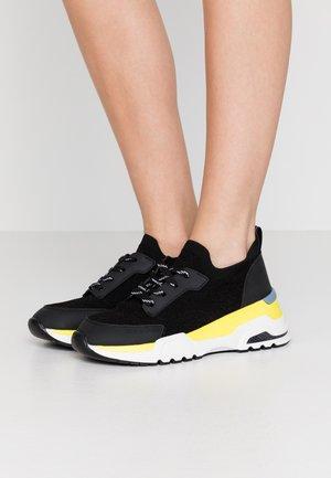 HENSLEY - Sneakers laag - black