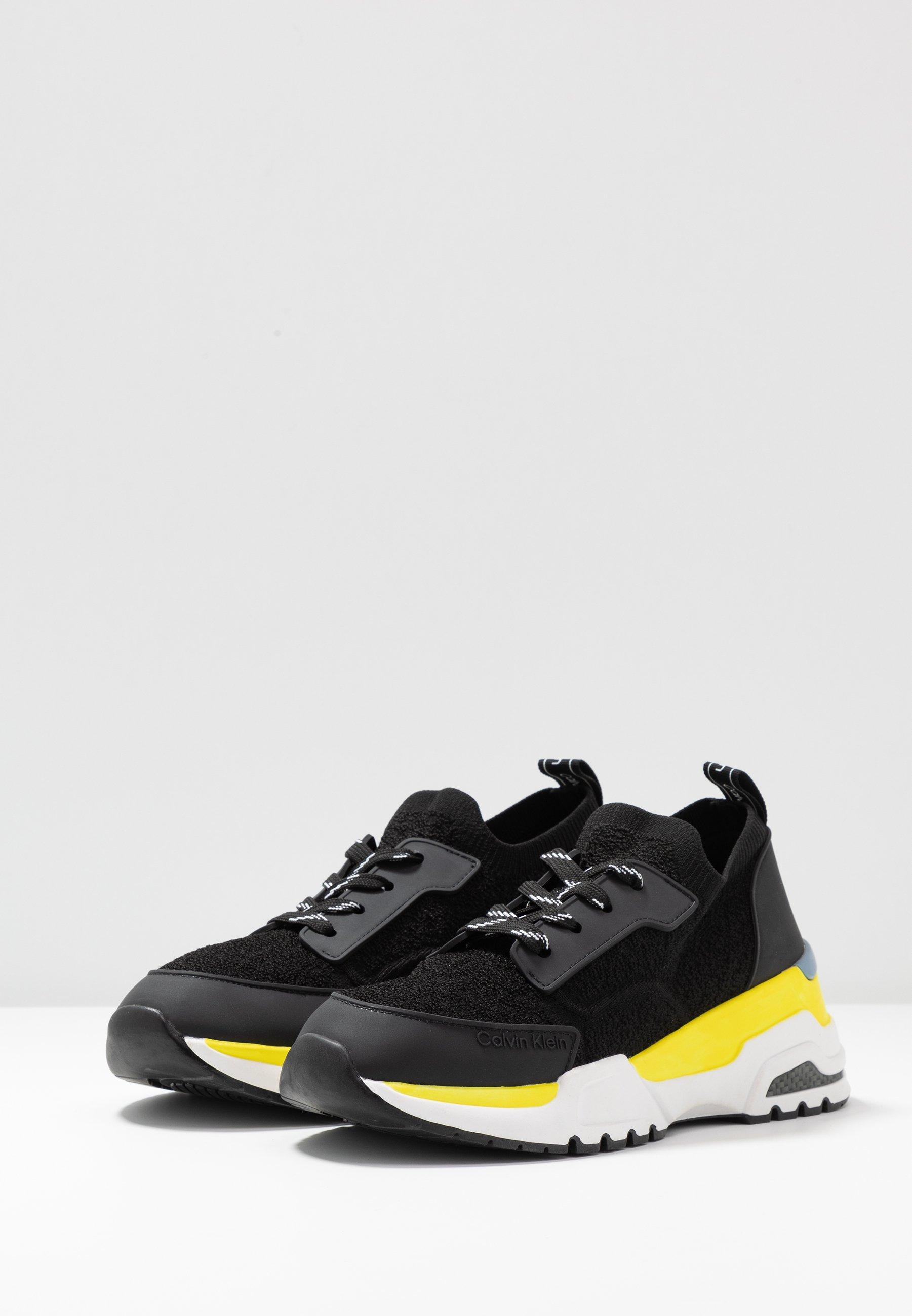 Calvin Klein HENSLEY - Sneakers - black