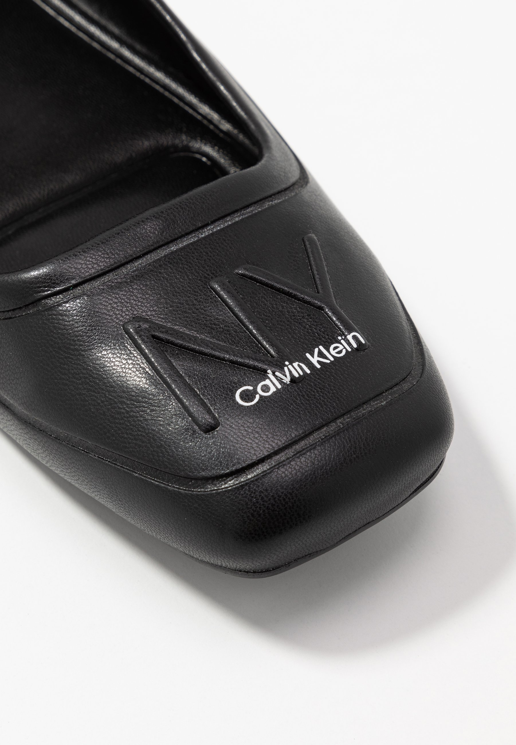 Calvin Klein EBONI - Ballerina - black