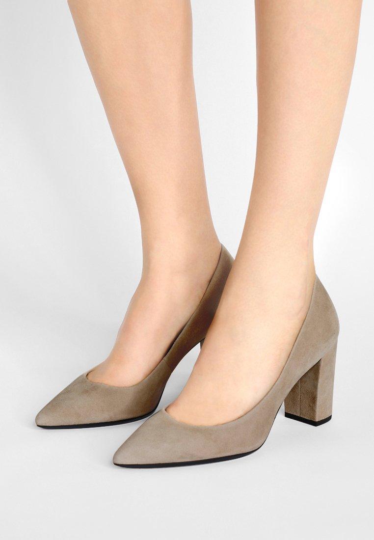 Calvin Klein - EVA - High heels - clay