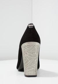Calvin Klein - NEEMA - Lodičky na vysokém podpatku - black - 5